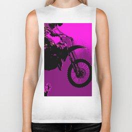 MX  - Motocross Racer Biker Tank