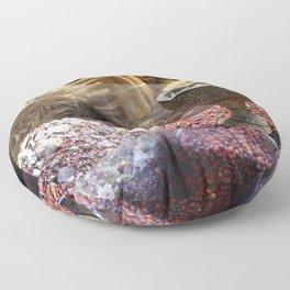 Spice souk Dubai Floor Pillow