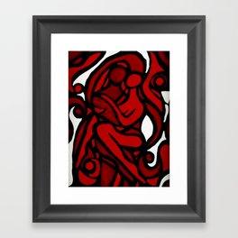Amoreux Framed Art Print