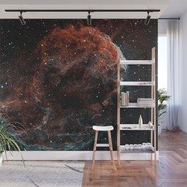 Jellyfish Nebula - Narrowband Wall Mural