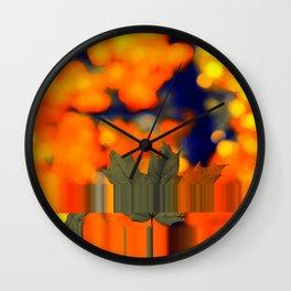 The Scream of Nature Wall Clock