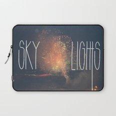 SKY LIGHTS Laptop Sleeve