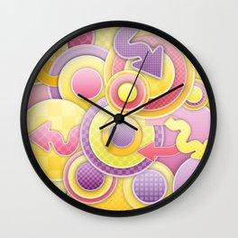 Jumbo Mumbo Wall Clock