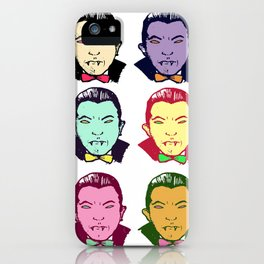 The Drac Pack  iPhone Case