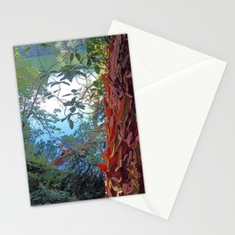 Stripping Beauty Stationery Cards