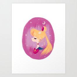 Sailor Moon Art Print