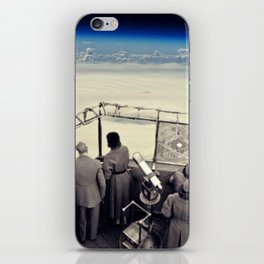 Two sides, two reality... iPhone Skin
