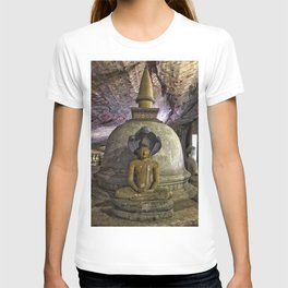 Temple within a cave T-shirt