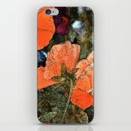 Pansy 10 iPhone Skin