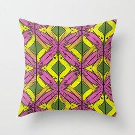 Watumba (Mix) Throw Pillow