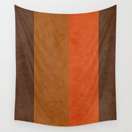 Shades of Brown Wall Tapestry