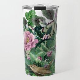 Garden Wren Travel Mug