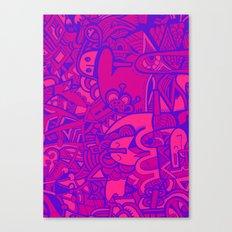 aamu Canvas Print