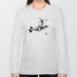 V-22 Osprey Long Sleeve T-shirt
