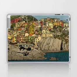 Of Houses and Hills Laptop & iPad Skin