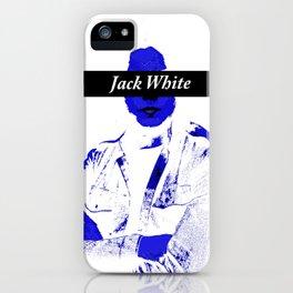 Jack White III. iPhone Case