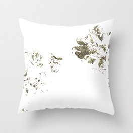 Autumn leaves 13 Throw Pillow