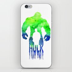 The Hulk  iPhone & iPod Skin