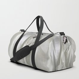 "say no to patriarchy / ""the drama"" Duffle Bag"