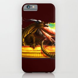 The Largest Hoard iPhone Case