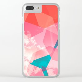 WORLD OF DREAMS 4 Clear iPhone Case