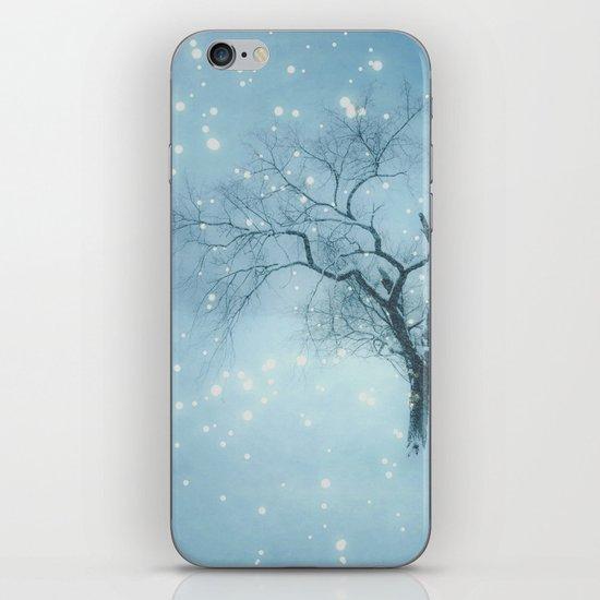 Night fall iPhone & iPod Skin