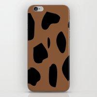 jaguar iPhone & iPod Skins featuring Jaguar by PAAC design