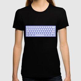 Computer keyboard T-shirt