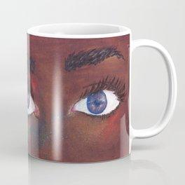 She Sees Through Universes Coffee Mug