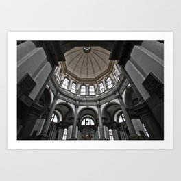 St. Marys Cathedral Art Print