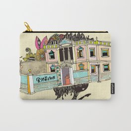 THE GIRL'S HAT Carry-All Pouch