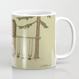 Tree Fort Coffee Mug