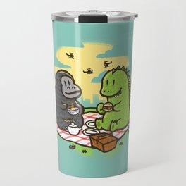 Let's have a break Travel Mug