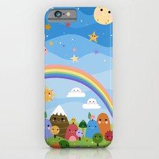 Cute World Slim Case iPhone 6s