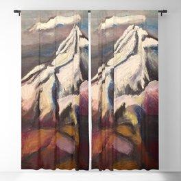 Mt Hood Blackout Curtain
