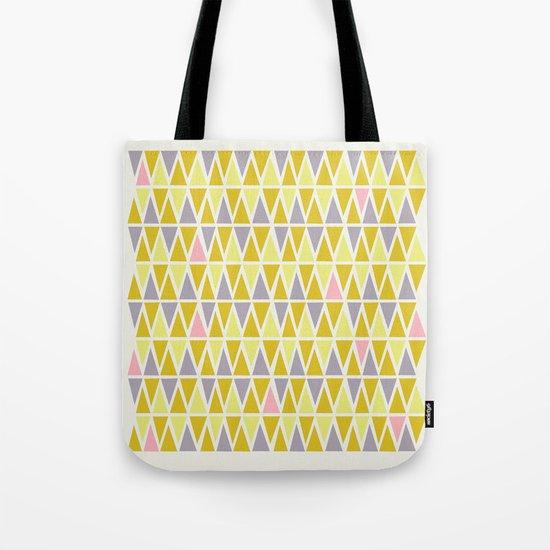 Lemon Sorbet Tote Bag
