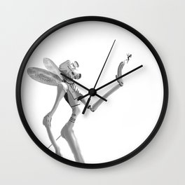Initiation Rites - Ouch Wall Clock