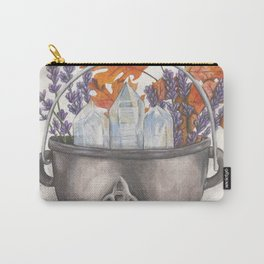 Toil and Trouble Carry-All Pouch