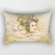 Animal princess Rectangular Pillow