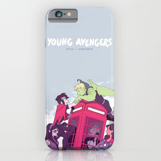 Style > Substance iPhone & iPod Case