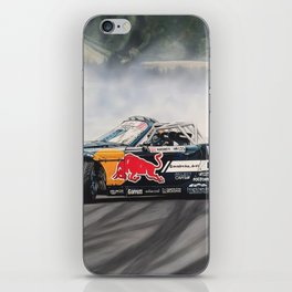 Mad Mike Drift Car iPhone Skin