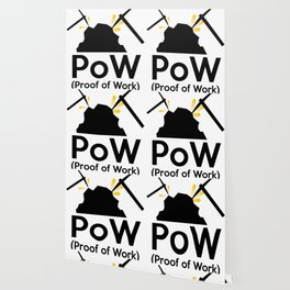 PoW - Proof of Work Wallpaper