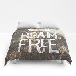 Roam Free - Yosemite Comforters