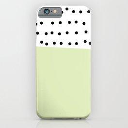 La Piscine iPhone Case
