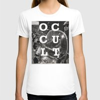 occult T-shirts featuring Occult by Mario Zoots