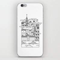 tokyo iPhone & iPod Skins featuring TOKYO by Design Made in Japan