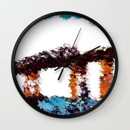 The Eugenius H. Outerbridge Crossing Wall Clock