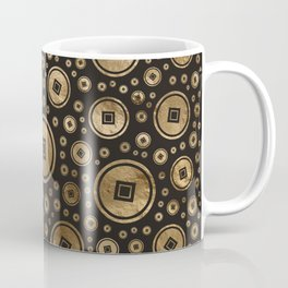 Chinese coins pattern Coffee Mug