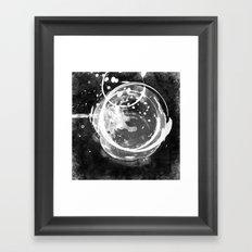 In Circles 5 Framed Art Print
