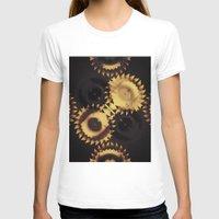 urban T-shirts featuring urban by Patrick Cazer